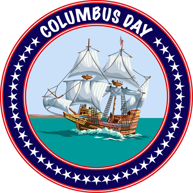 Columbus Day small