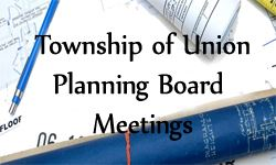 Planning Board Meetings
