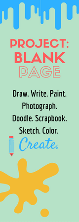 Project Blank Page Sidebar
