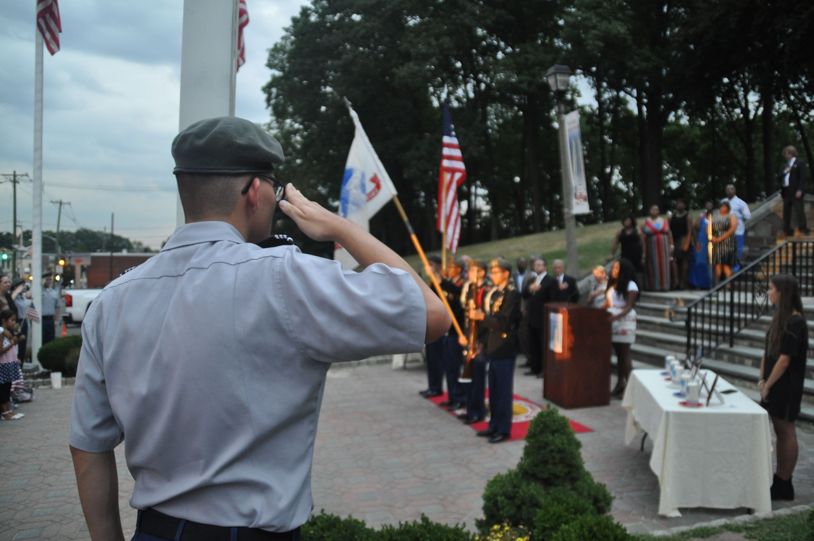 Sept 11 Ceremony