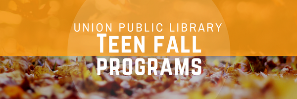Teen Fall Programs