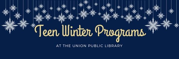 Teen Winter Programs