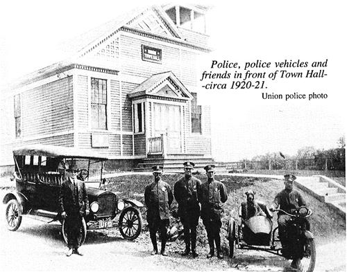 Old Police Photo