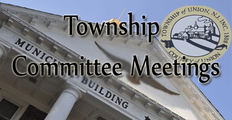 Township Committee Meetings
