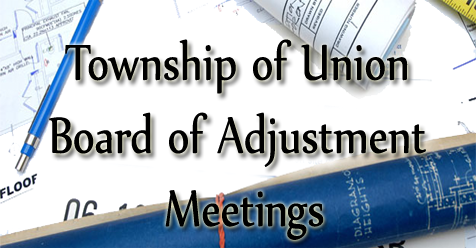 Board of Adjustment Meetings