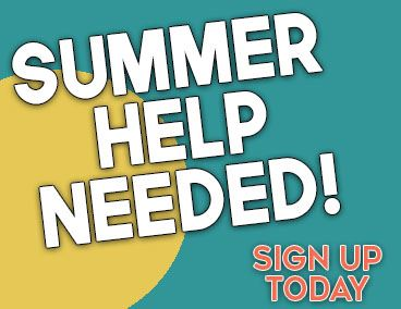 Spotlight on DPW Summer Help Needed