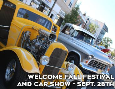 Spotlight on Welcome Fall Festival & Classic Car Show