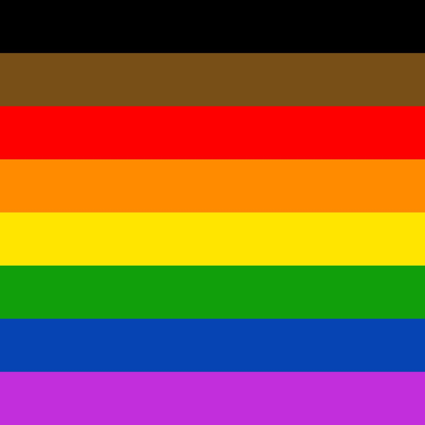 Inclusive Pride Flag