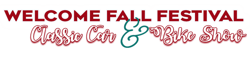 Welcome Fall Festival Classic Car and Bike Show