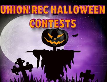 Spotlight on Annual Union Rec. Halloween Contests Graphic